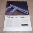 Proceed CDP CD Player Ad from 1997, Hard to find!