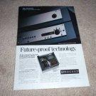 Proceed PAV, Digital Surround Decoder Ad 1997,inside