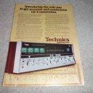 Technics QUAD SA-8500x Receiver AD, 1974, specs