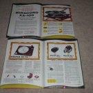 Rare 8 pg Miracord XA-100 Brochure, XM-100a, Miratwin