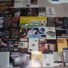 Pioneer Ads on CD,Elite, Brochures, 41 total! Receiver