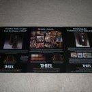 Thiel 3 ads from 1996! cs.5,cs6, perfect!!