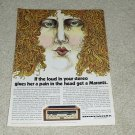 Marantz 2270 Receiver Ad, 1971, Article, color, RARE!