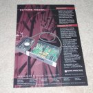 Sonic Frontiers Processor D/A  3 Ad, 1994, Inside view