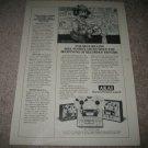 AKAI Open Reel Ad from 1978, GX-630DSS,GX-270,GX-650d
