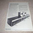 Revox A77 Open Reel Deck Ad,a76,a78 tuner, amp in AD