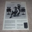 Cerwin Vega Speaker AD, 1986, RE Series, RARE!