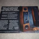 Altec Lansing ULTIMATE! Bias 550 Ad fr 1988,2 pgs, #2