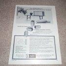Altec Monterey Speaker Ad from 1959,RARE! Specs and art