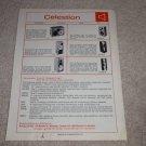 Celestion Ad,1975, Ditton 66,44,33,UL10,8,6,Full Specs