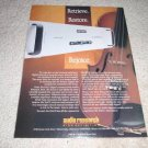 Audio Research DAC2 D/A converter AD from 1993