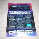 Sansui d-970, d-w9,d-570,d370 Cassette Deck Ad 1982