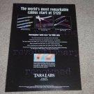 Tara Labs RSC-CD,Prime 500,1000 Ad, 1997, 1 pg, Article