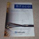 Kimber Kable BiFocal XL speaker wire Ad, 1997, 1 pg