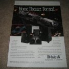 McIntosh Home Theater Ad from 1996 MX130, MC7106