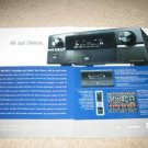 Denon AVR-3805 Ad from 2004, 2 pages!