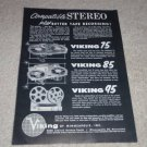 Viking Open Reel Ad,95,85,75,Article, Details,NICE!