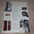 Legacy Convergance, Crossover, Article, Speaker AD,1995