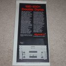 Dynaco Stereo 416 Amplifier,C-100 Ad,Article,RARE!specs
