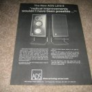 ADS L810-II Speakers Ad from 1979