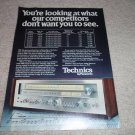 Technics SA-5770 Receiver AD from 1974, Stereo line