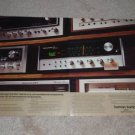 Harman Kardon 730 Twin Power Receiver Ad, 1974, Article
