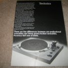 Technics Turntable AD from 1978 SL-1304, 1401