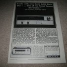 Scott 312 FM Tuner Ad from 1964 Solid State