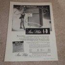 Stan White 4-D Speaker Ad, 1956, Article, $1000 Spkr!