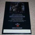 Gryphon Antileon Solo Class A Amplifier Ad 1997, RARE!