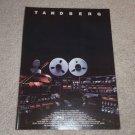 Tandberg Ad, TD 20a,3002a,3001a, Amplifier,Tuner, 1986
