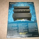 MFSL UltraAmp,Preamp,D/A conv Ad from 1992