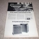 Altec Voice of the Theater Speaker AD from 1966