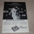 Garrard Type A Turntable Ad, 1964, Article