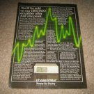 Phase Linear DRS 900 Amp Ad from 1982,SPECS,Article