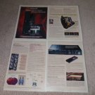 Polk Signature Reference Theater Speakers Brochure,8 pg