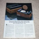 Nitty Gritty 2.5Fi,cd-1 Record Cleaner Ad, 1987,Article