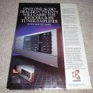Kyocera R-851 Receiver Ad from 1983, beautiful!