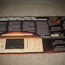 Pioneer SX-7 Receiver Ad from 1981,4 pages! Articles