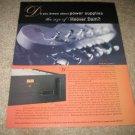 Parasound HCA-2205A THX Amp Ad from 1998