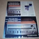 Pioneer SX-1250 Super Receiver Ad,4 pgs,Specs,Article