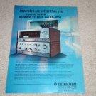 Kenwood Ad, KA-6004 Amp,KT-6005 Tuner,1972,Article,Spec