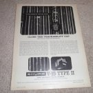 Shure V-15 type II Ad from 1968, article, 1 page