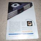 Krell CD Player Ad, KPS-30i,Ultimate CD Player 1996