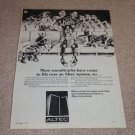 Altec 891A Speaker Ad, 1972, Article, Rare Speaker Ad