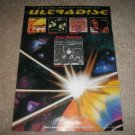 MFSL Ad from 1992, ULTRADISC,Orbison,Allman Brothers