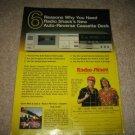 Radio Shack,Beach Boys Ad from 1983,SCT-42 Cassette