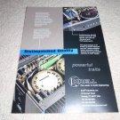 Krell KAV-300i,Full Balanced 600 Amplifier Ad 1997