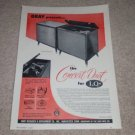 Gray Concert Duet Stereo Ad, 1956, 1 page, Article