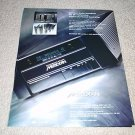 Meridian 861 Digital Surround Controller Ad from 1998